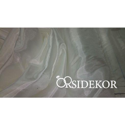 Plafondekorációs selyem anyag - 150 cm