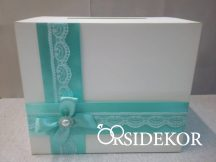 Jókívánság gyűjtő doboz