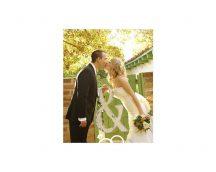Óriás '&' jel esküvőre