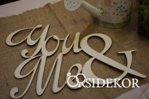 You & Me felirat
