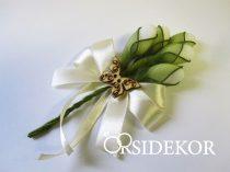 Cukrozott mandula virág 5 szem mandulával
