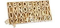 Fa betűk