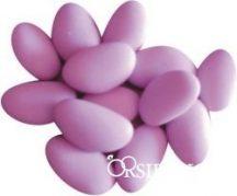 Cukrozott mandula, rózsaszín