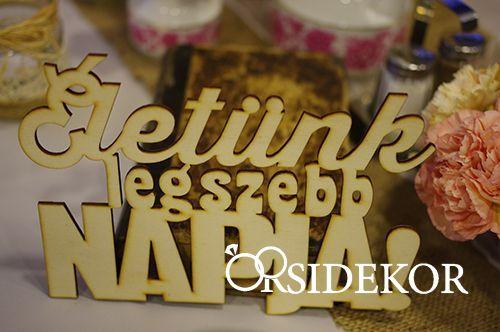 2db4485395 esküvői dekoráció, esküvői kellék, esküvői kellék bérlés, vintage ...