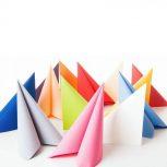 Textilhatású szalvéta