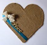 Szív alakú vendégkönyvek