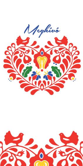 10 minta - magyar meghívó