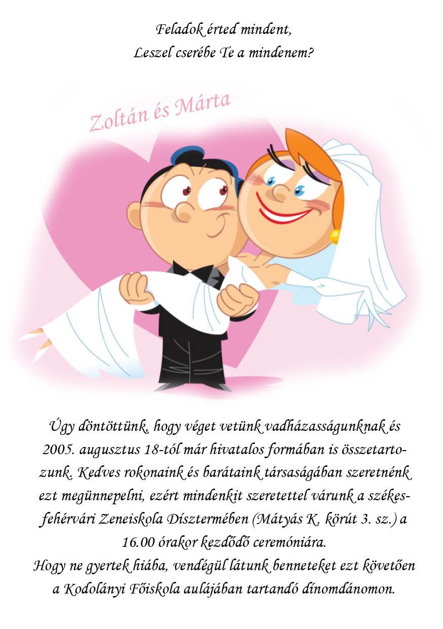 24 minta - tekercses esküvői meghívó